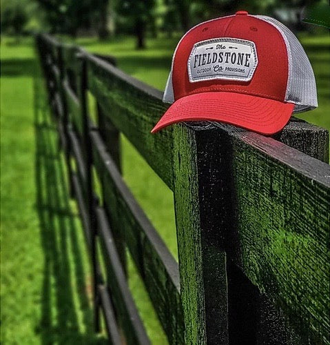Fieldstone Outdoors Patch Trucker Hat