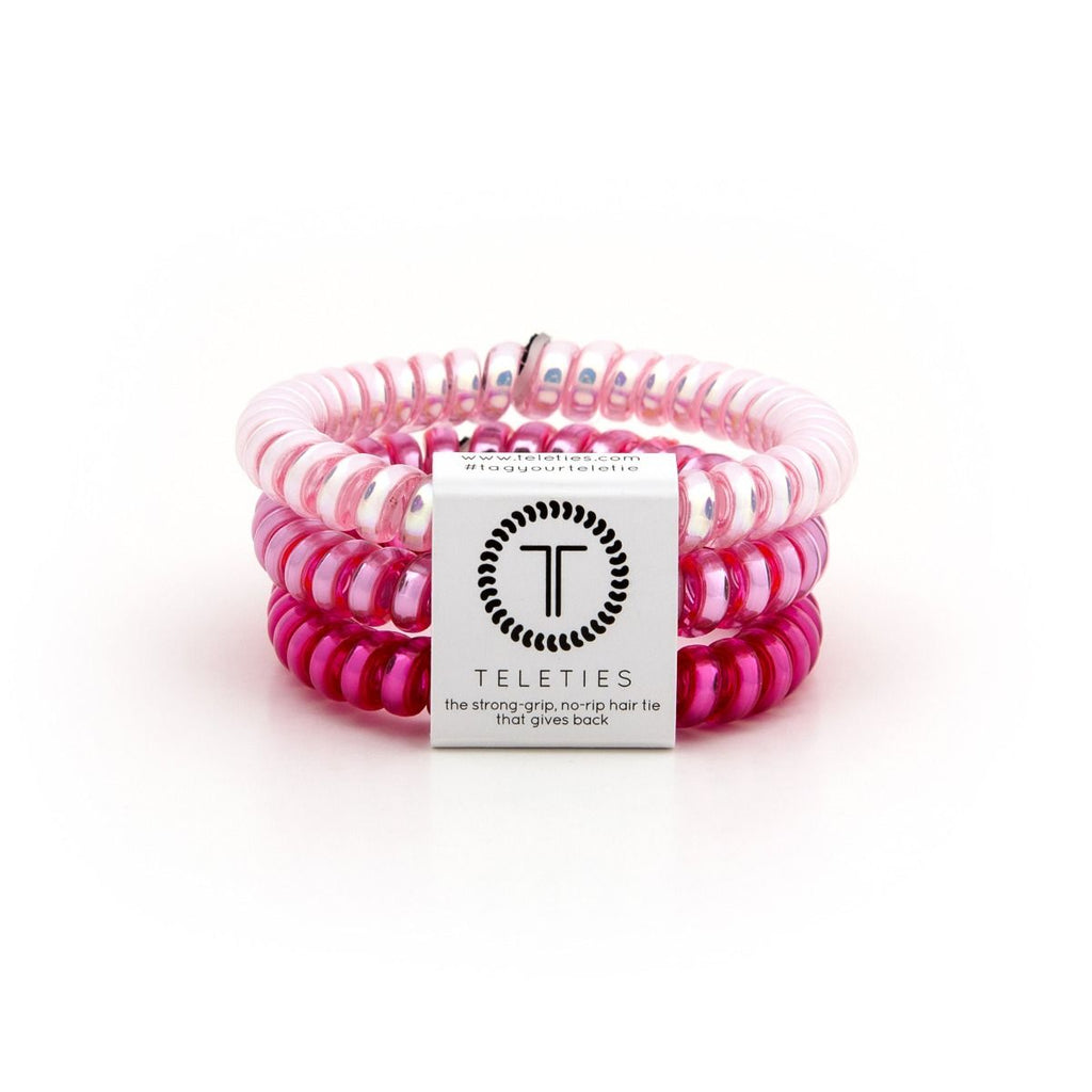 Teleties (Small) - Think Pink