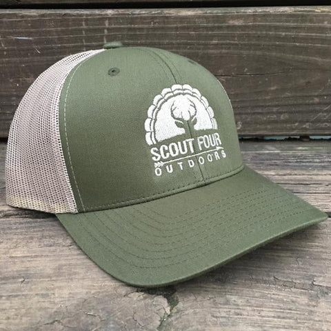 Scout Four Outdoors 'Maverick' Trucker Hat