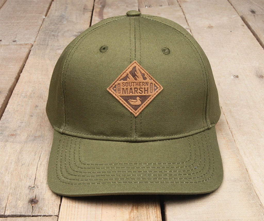 Southern Marsh 'Trail Hat' - Olive