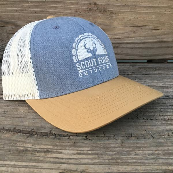 Scout Four Outdoors 'Levi' Trucker Hat