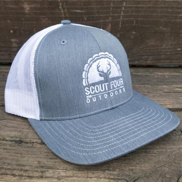 Scout Four Outdoors 'Aspen' Trucker Hat