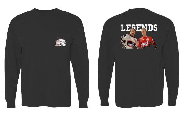 old row father son legends dale t shirt