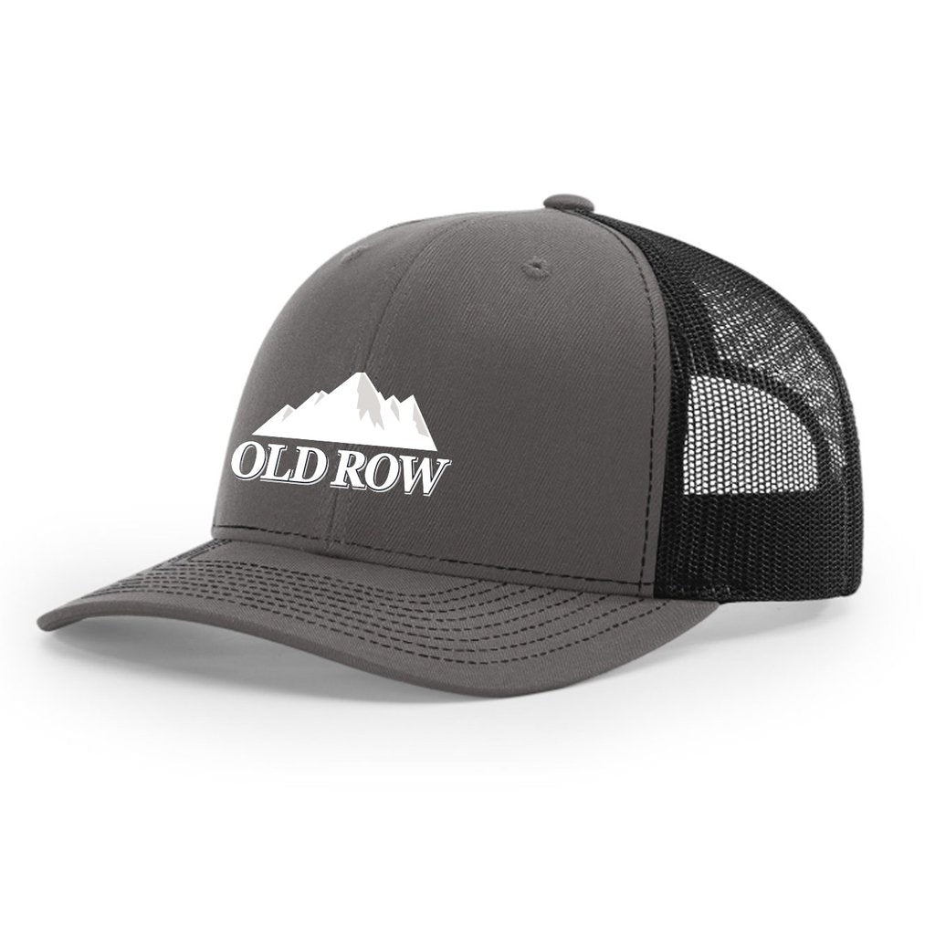 old row mountain brew mesh back hat