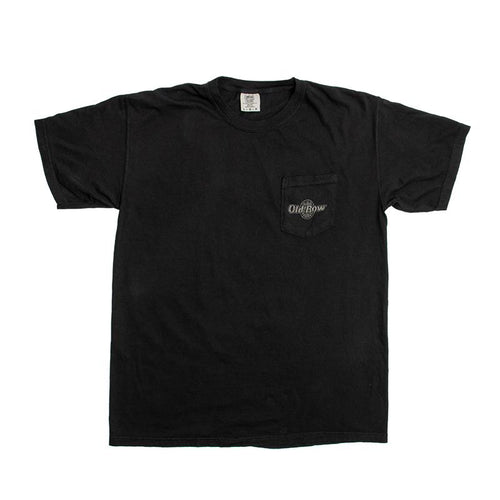 Old Row Retro Can Black T Shirt