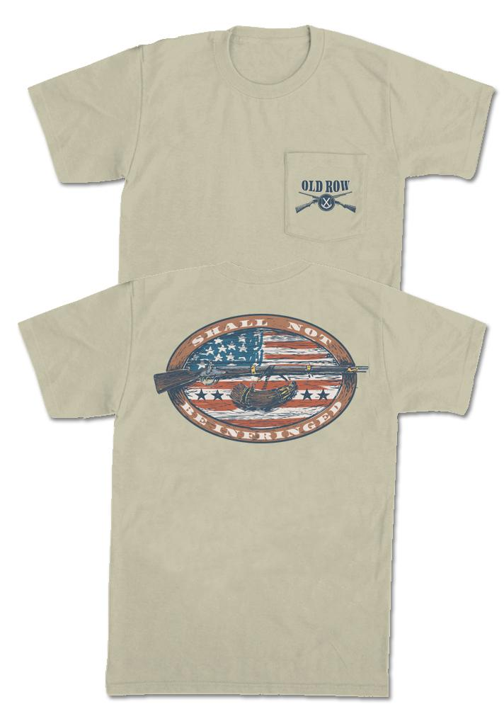 Old Row The 2nd Amendment T Shirt