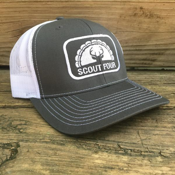 Scout Four Outdoors Ruger Stamp Trucker Hat