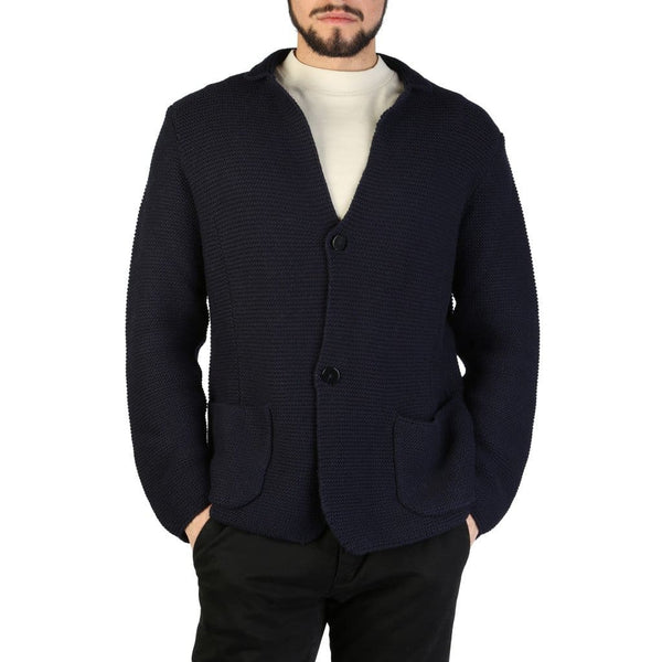 Emporio Armani - S1G04M_S115M - blue / 46 - Clothing Formal jacket