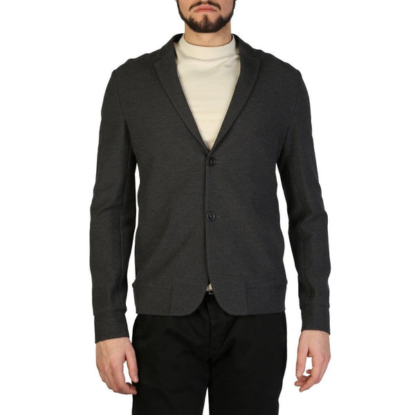 Emporio Armani - S1G820_S1245 - grey / 44 - Clothing Formal jacket