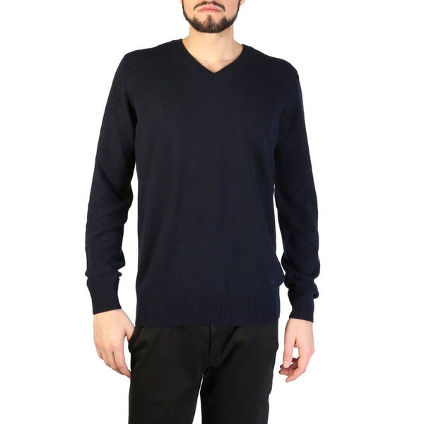 Emporio Armani - S1M68M_S171M - blue / 44 - Clothing Sweaters