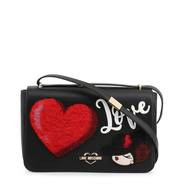 Love Moschino - JC4089PP18LP - black / NOSIZE - Bags Crossbody Bags
