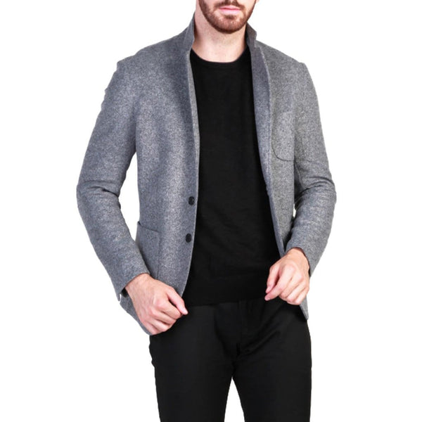 Made in Italia - RODOLFO - grey / 48 - Clothing Formal jacket