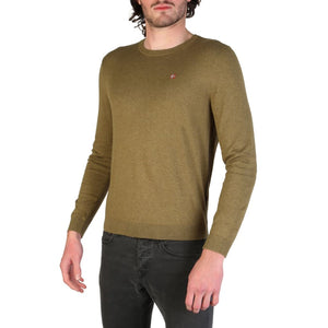 Napapijri - DECATUR_N0YHE6 - green-1 / M - Clothing Sweaters