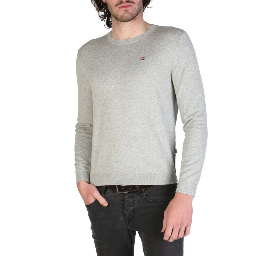 Napapijri - DECATUR_N0YHE6 - grey / S - Clothing Sweaters