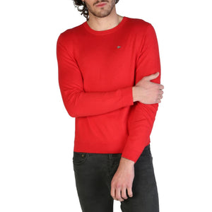 Napapijri - DECATUR_N0YHE6 - red / S - Clothing Sweaters