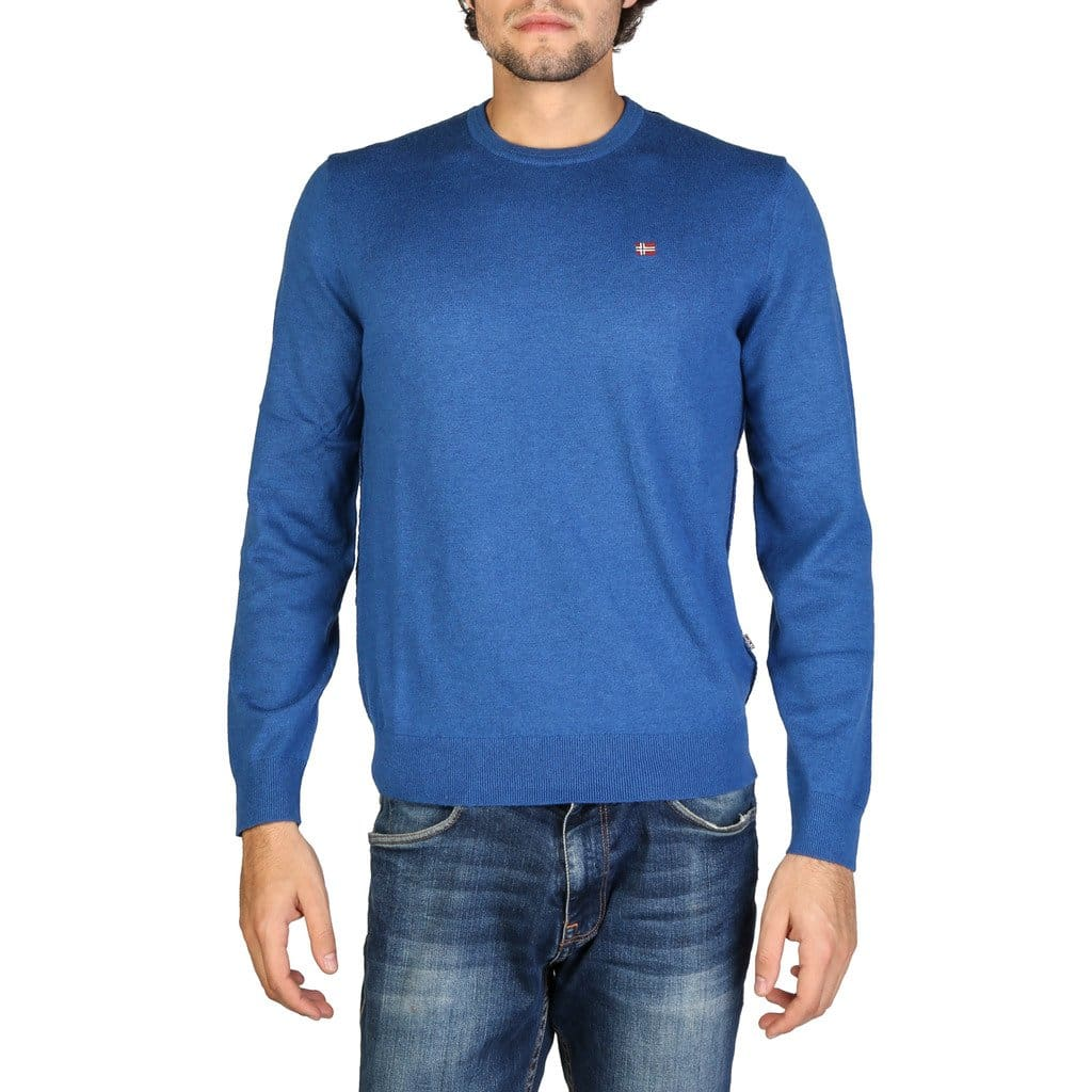 Napapijri - N0YGPB - blue / S - Clothing Sweaters
