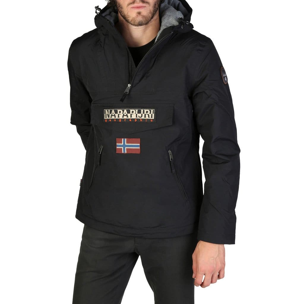Napapijri - RAINFOREST_N0YGNL - black / XXL - Clothing Jackets