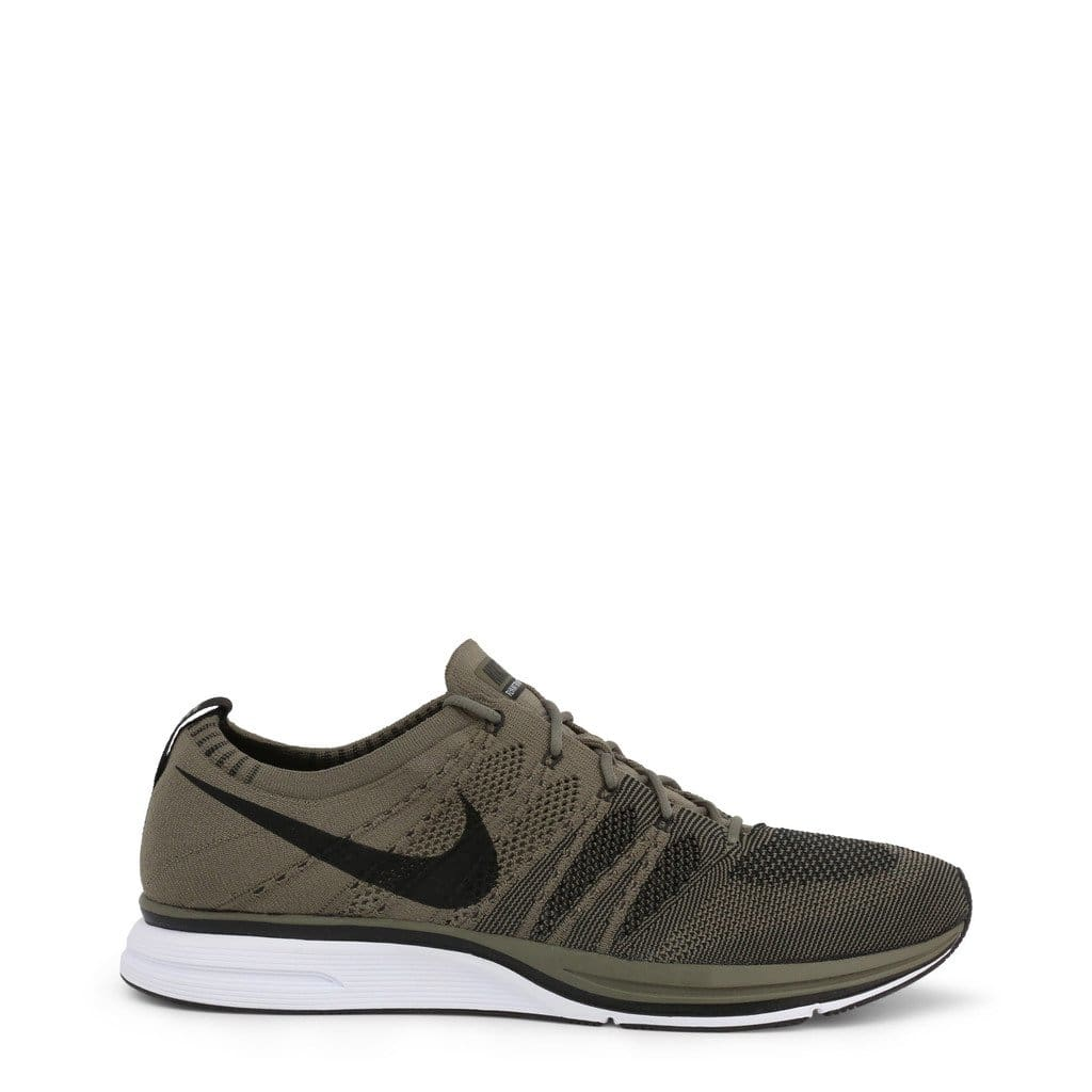 Nike - Flyknit-Trainer - green / US 13 - Shoes Sneakers