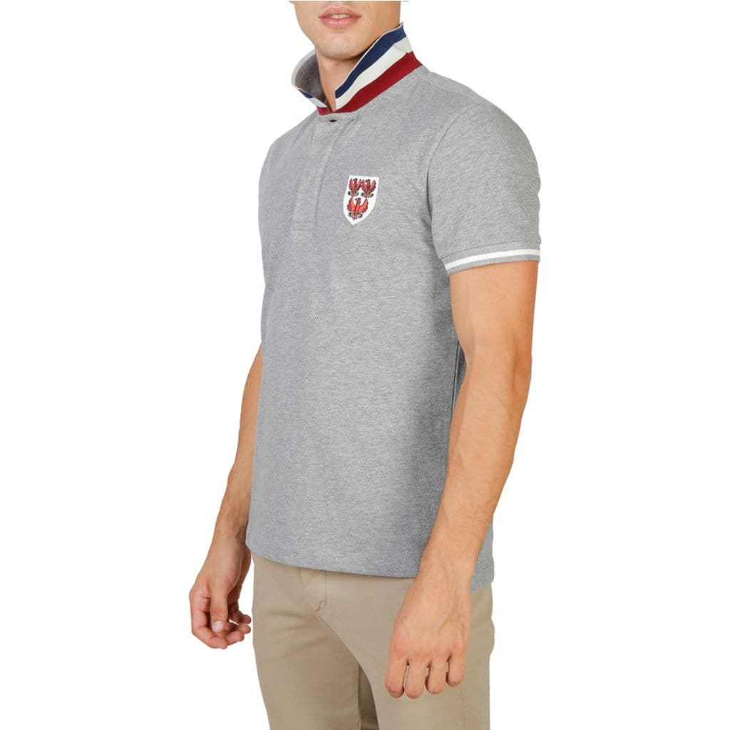 Oxford University - QUEENS-POLO-MM - Clothing Polo