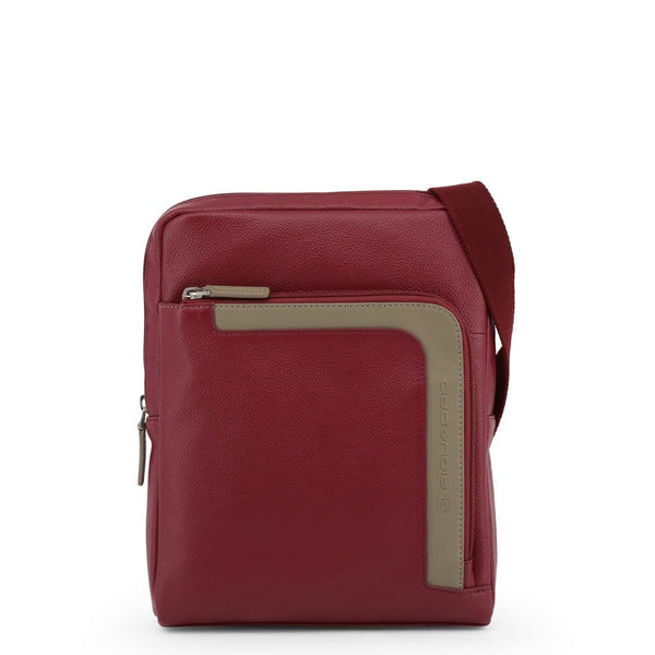 Piquadro - CA1358X1 - red / NOSIZE - Bags Crossbody Bags
