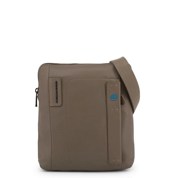 Piquadro - OUTCA1358P15 - brown / NOSIZE - Bags Crossbody Bags