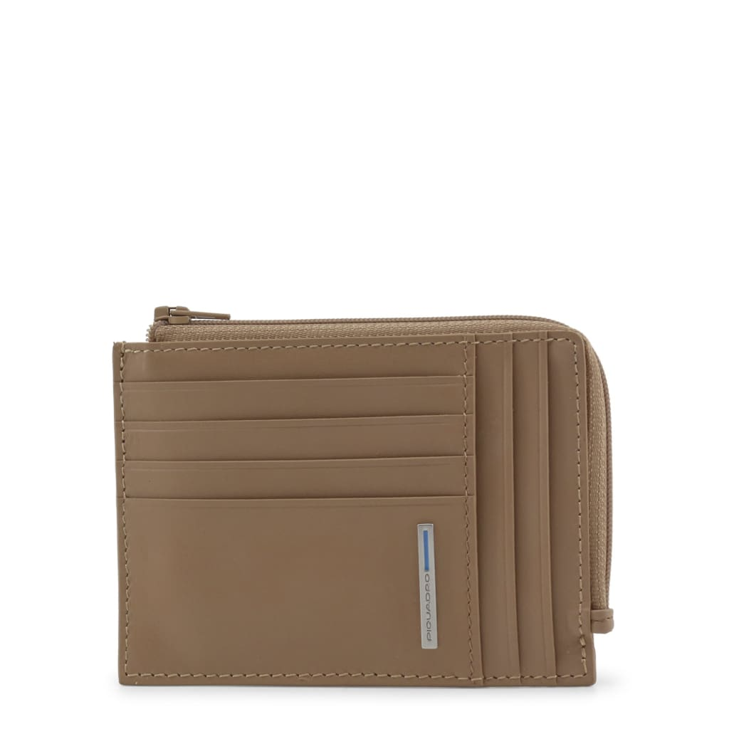 Piquadro - PU1243B2 - brown-1 / NOSIZE - Accessories Wallets