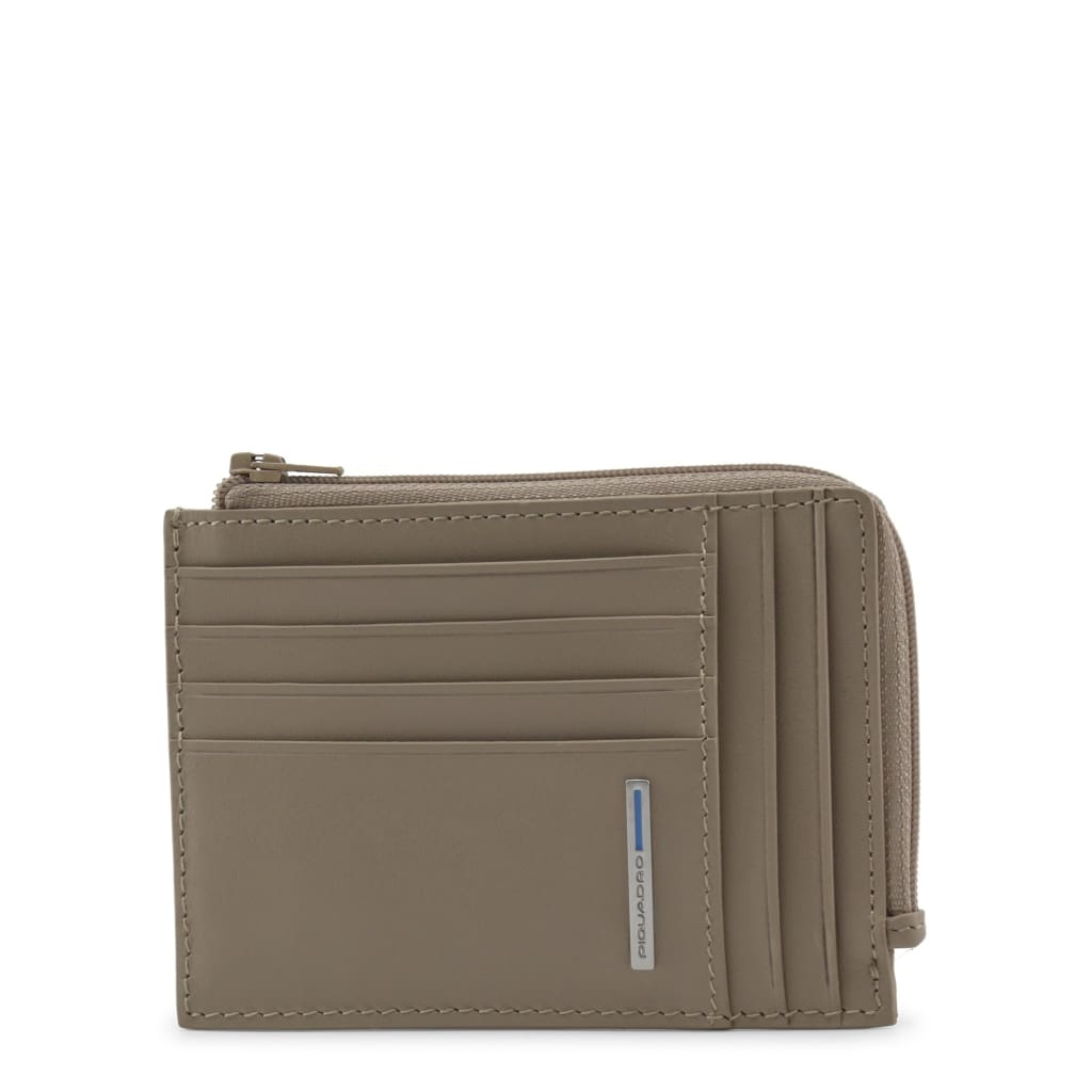 Piquadro - PU1243B2 - brown / NOSIZE - Accessories Wallets