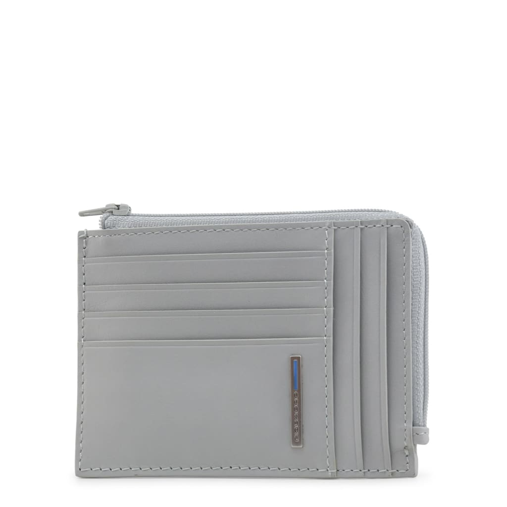 Piquadro - PU1243B2 - grey-1 / NOSIZE - Accessories Wallets