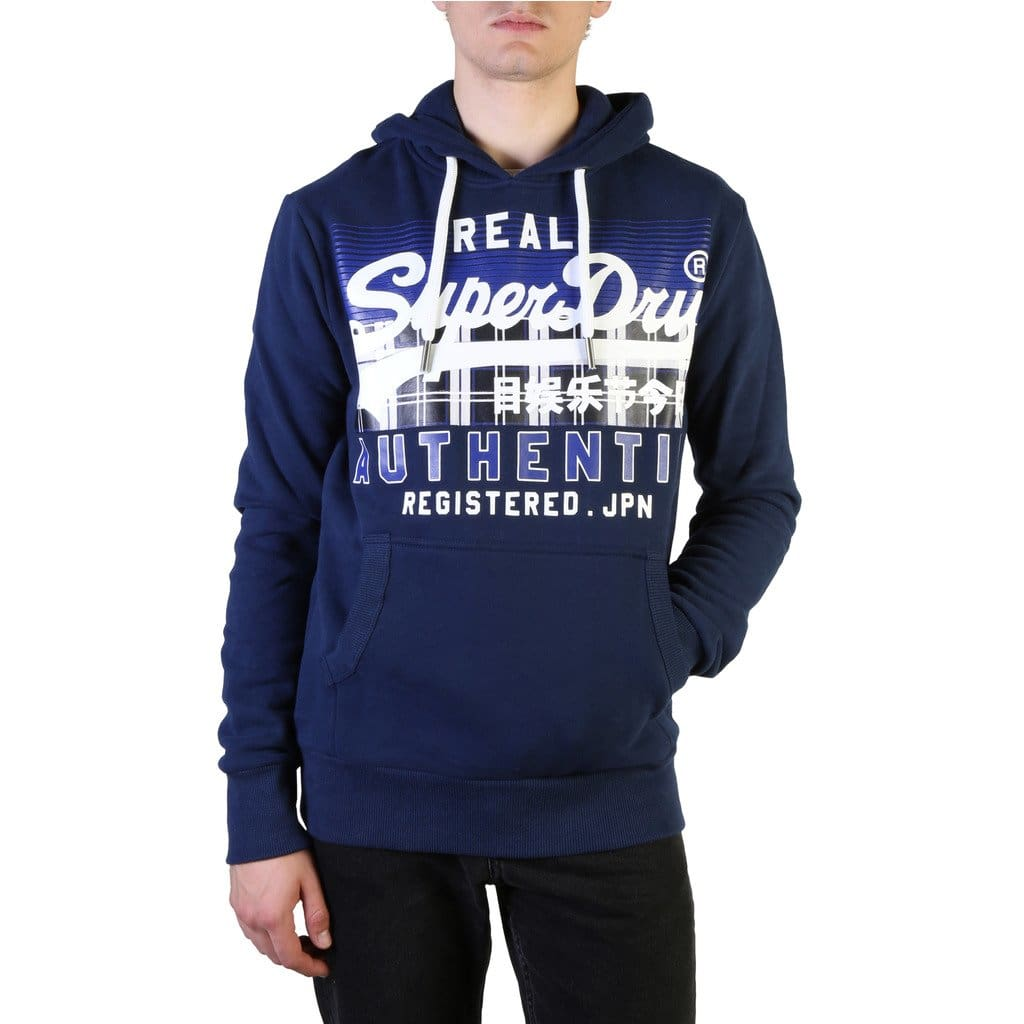 Superdry - M2000067B - blue / S - Clothing Sweatshirts