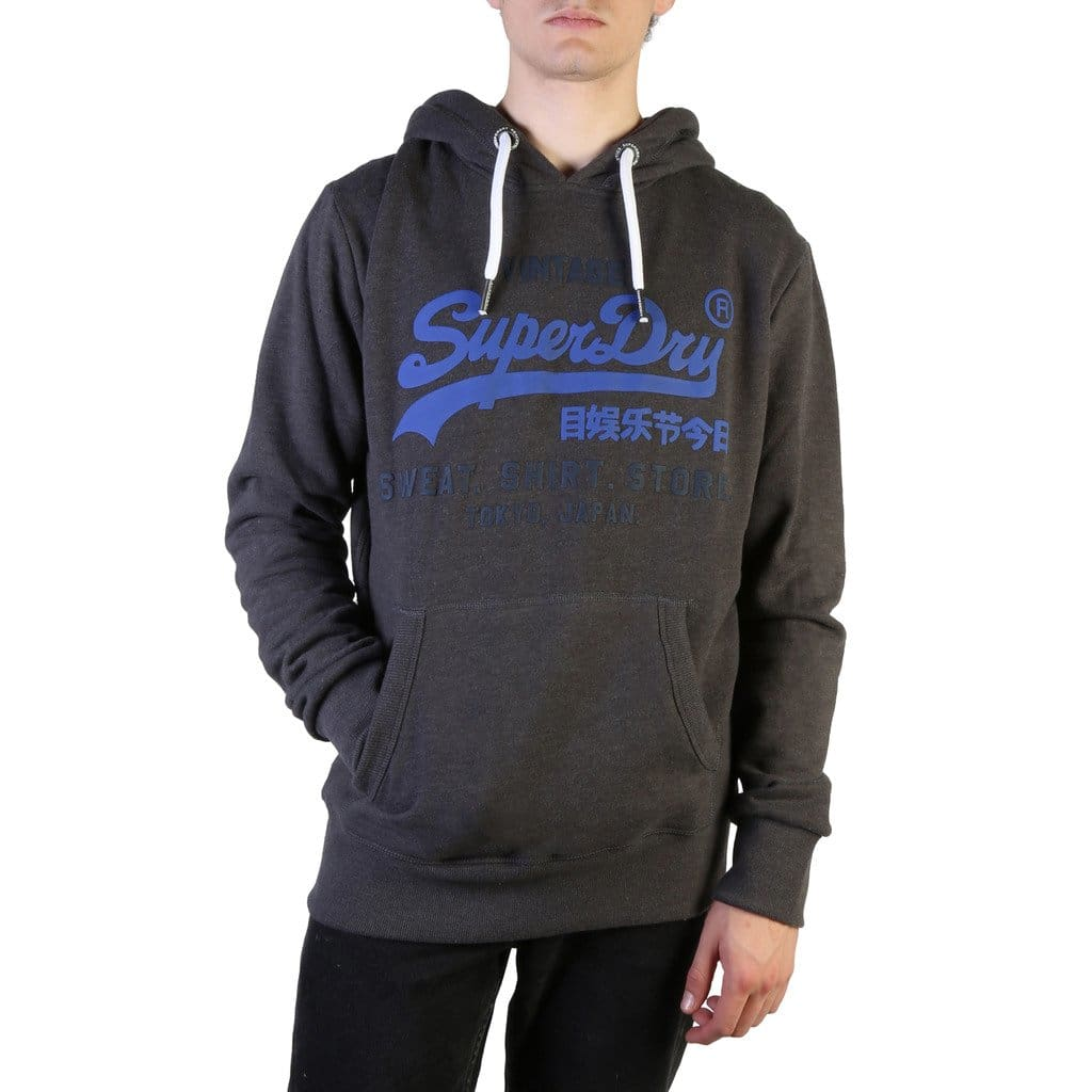 Superdry - M20004NS - grey / L - Clothing Sweatshirts