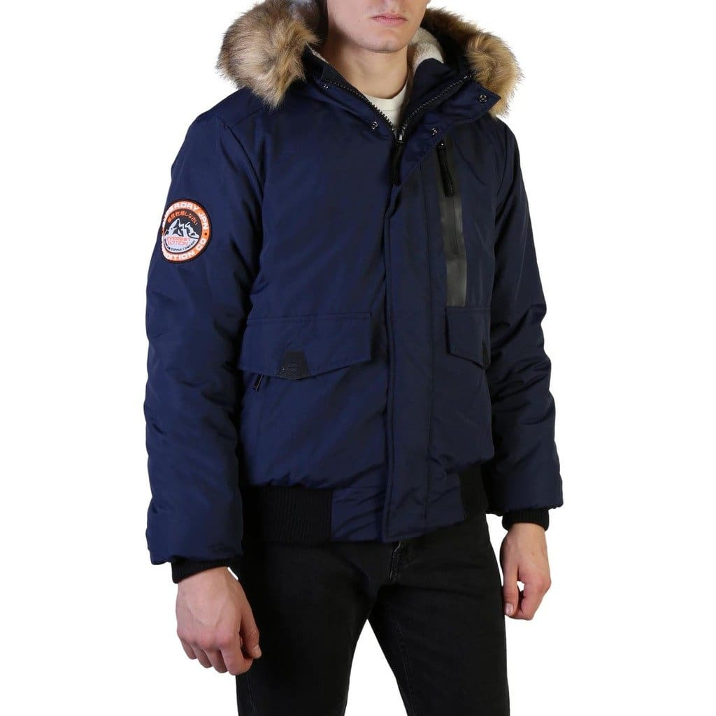 Superdry - M5000039A - blue / XXL - Clothing Jackets