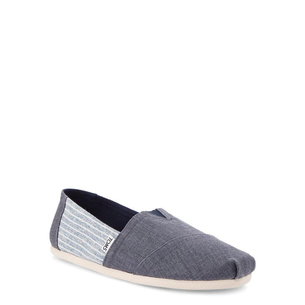 TOMS - DEEP-OCEAN-LINEN - Shoes Slip-on