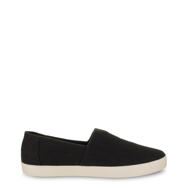 TOMS - LINEN-BF_10011001 - black / US 8 - Shoes Slip-on