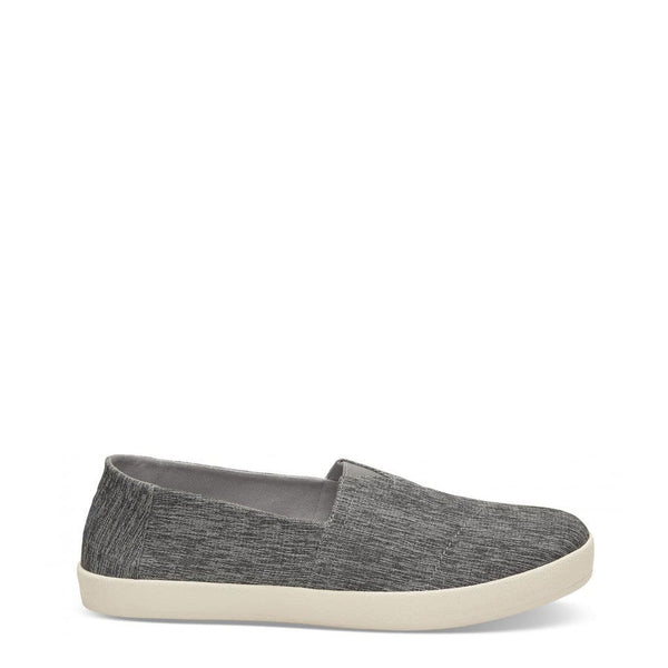 TOMS - SPACE-DYE-AVA_10009979 - grey / US 8 - Shoes Slip-on