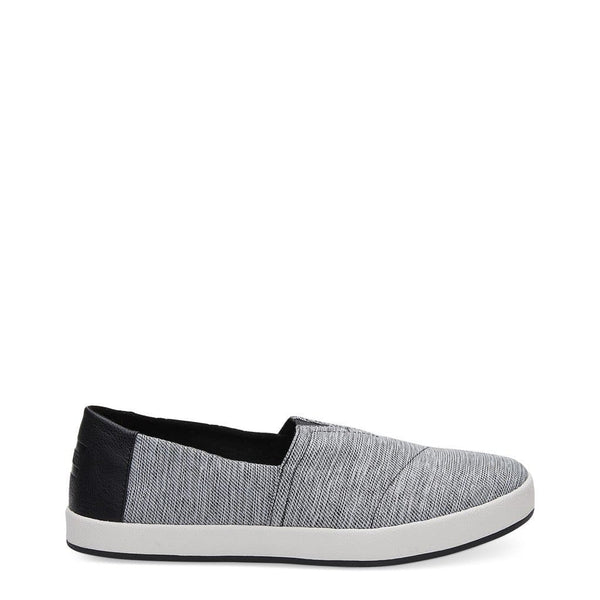 TOMS - SPACE-DYE-AVA_10011636 - black / US 8 - Shoes Slip-on