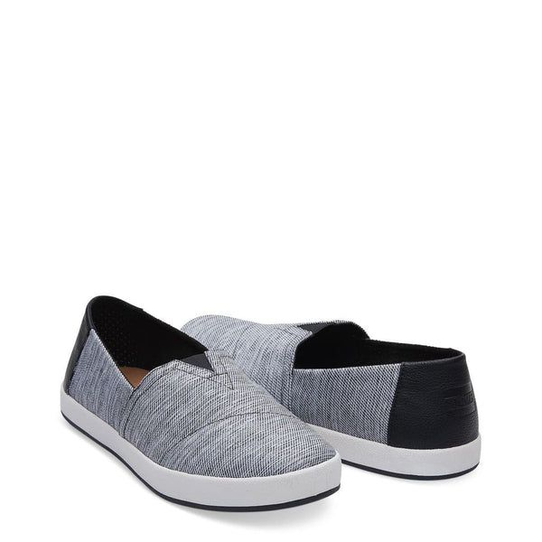 TOMS - SPACE-DYE-AVA_10011636 - Shoes Slip-on