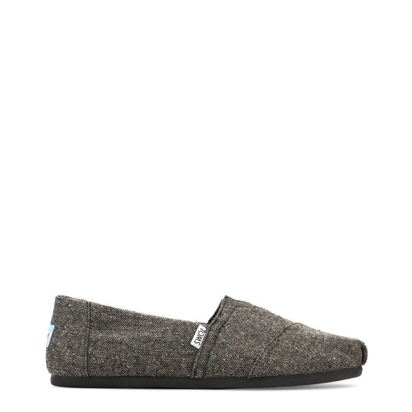 TOMS - TWEED-SHEARLING_10010837 - grey / US 9.5 - Shoes Slip-on