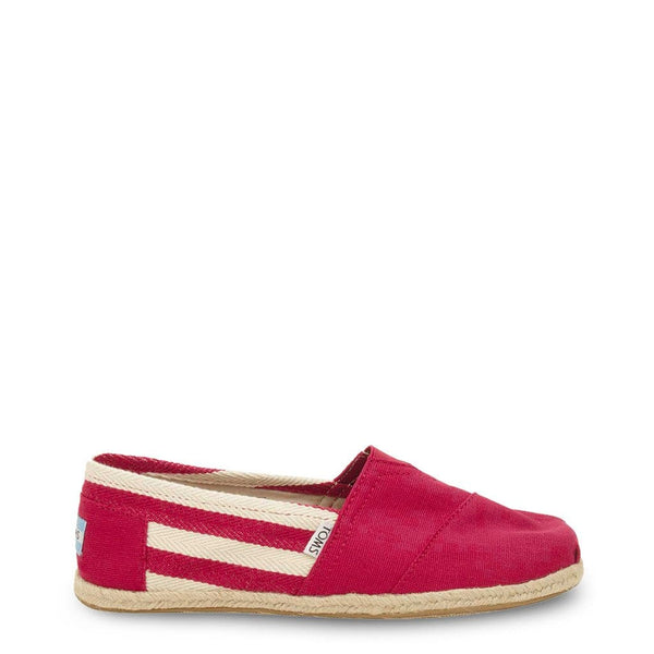 TOMS - UNIVERSITY_10005420 - red / US 8 - Shoes Slip-on