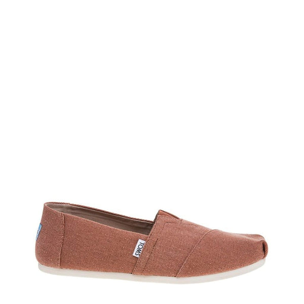 TOMS - WASHED-CANVAS_10010832 - brown / US 8.5 - Shoes Slip-on