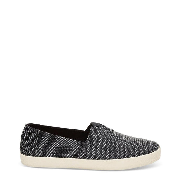 TOMS - YARN_10009978 - black / US 8 - Shoes Slip-on