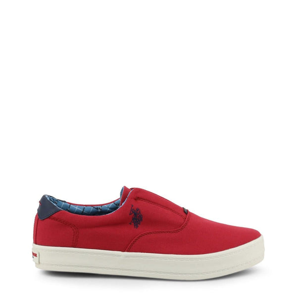 U.S. Polo Assn. - GALAN4018S9_C1 - red / EU 40 - Shoes Slip-on