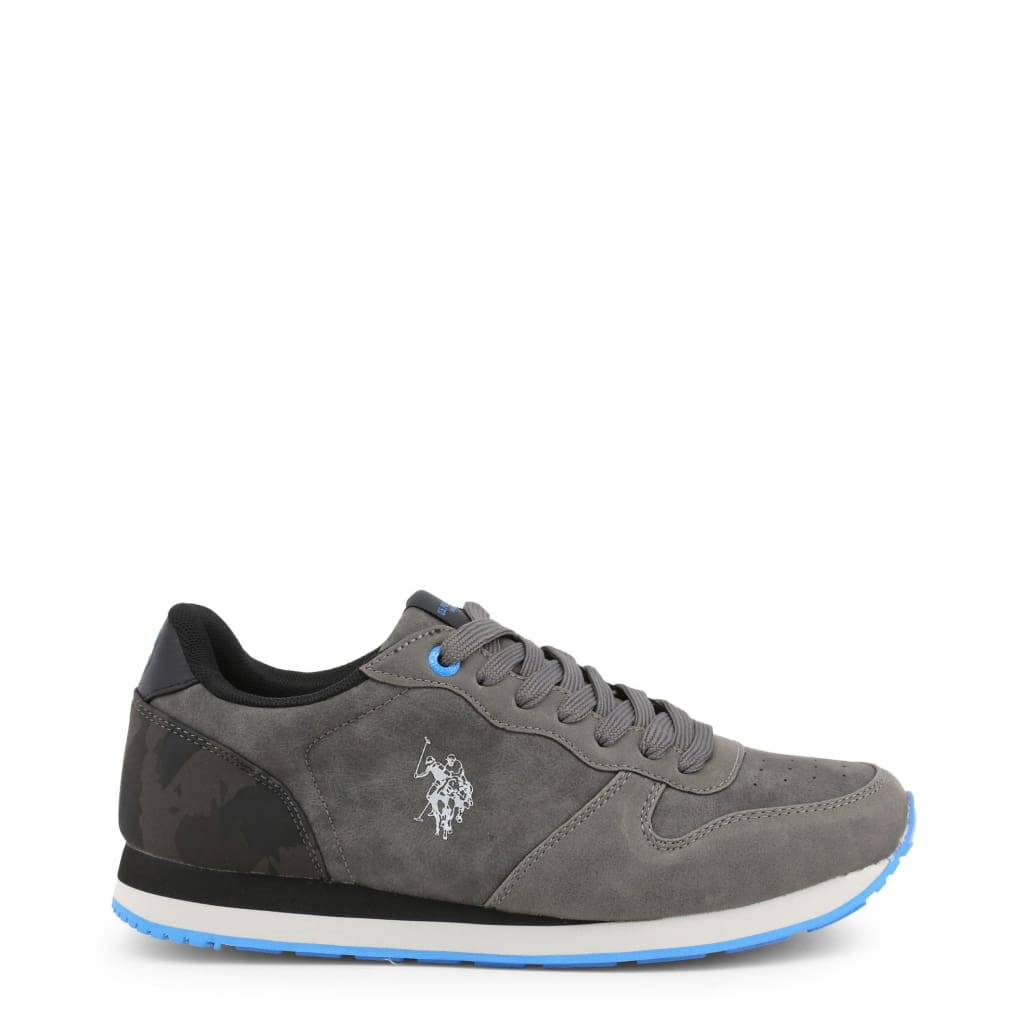 U.S. Polo Assn. - WILYS4181W7 - grey-1 / EU 40 - Shoes Sneakers