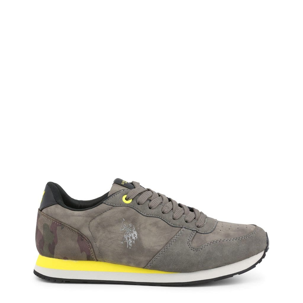 U.S. Polo Assn. - WILYS4181W7 - grey / EU 42 - Shoes Sneakers