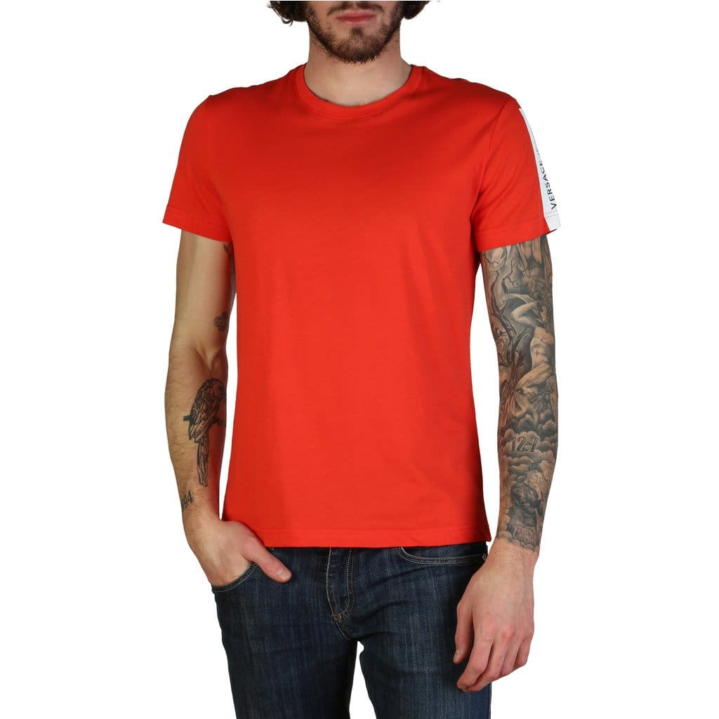 Versace Jeans - B3GTB71F_30134 - red / S - Clothing T-shirts