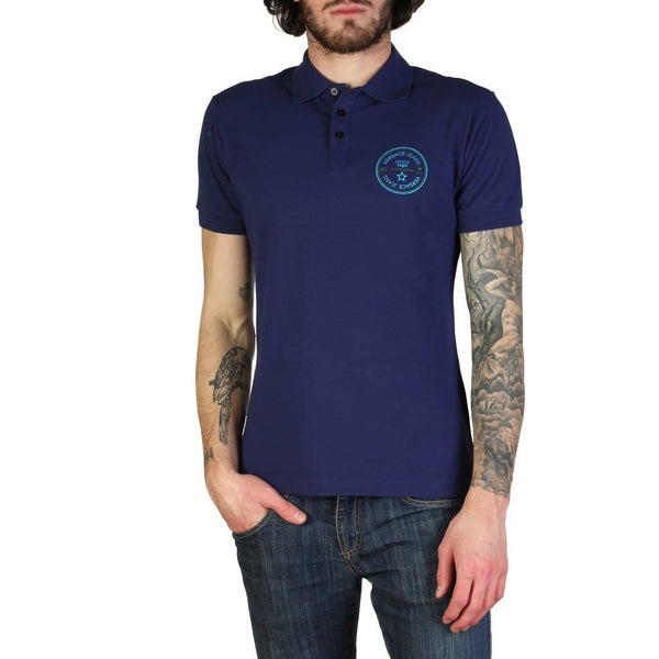 Versace Jeans - B3GTB7P3_36571 - blue / 46 - Clothing Polo
