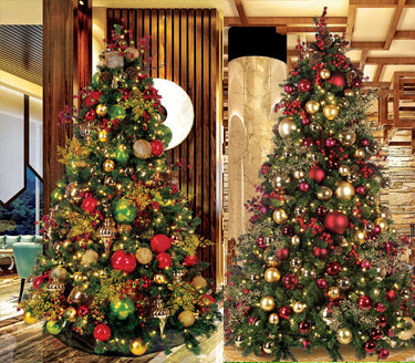 Decorated Tree Packages