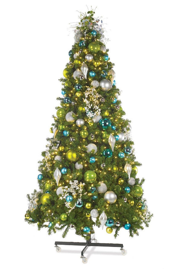 Simplify this Holiday Season with Our Decorated Christmas Trees