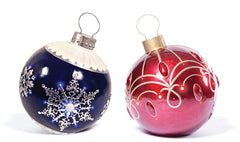 LED Lit Ornaments
