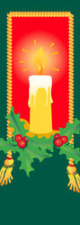 Bells & Holly Light Pole Banner