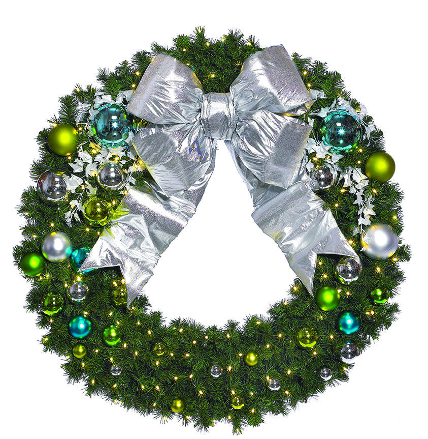 Coastal Decorated Commercial Wreath
